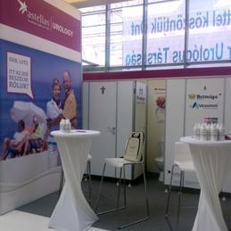 MUT Konferencia stand, 2014.