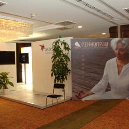 MUT Konferencia stand, 2011